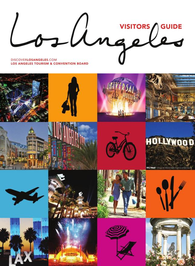 Los Angeles Official Visitors Guide