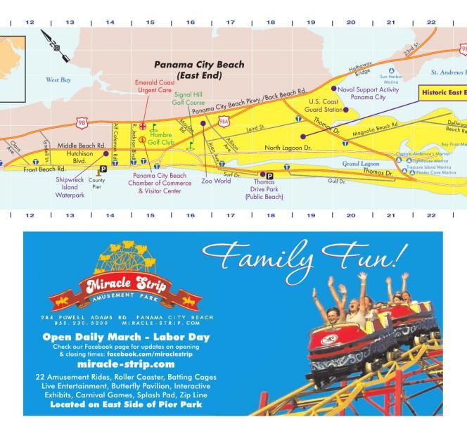 caaf3416ae00 Panama City Beach Visitor Magazine